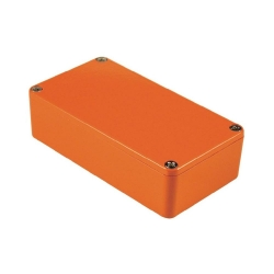 Hammond 1590B Orange